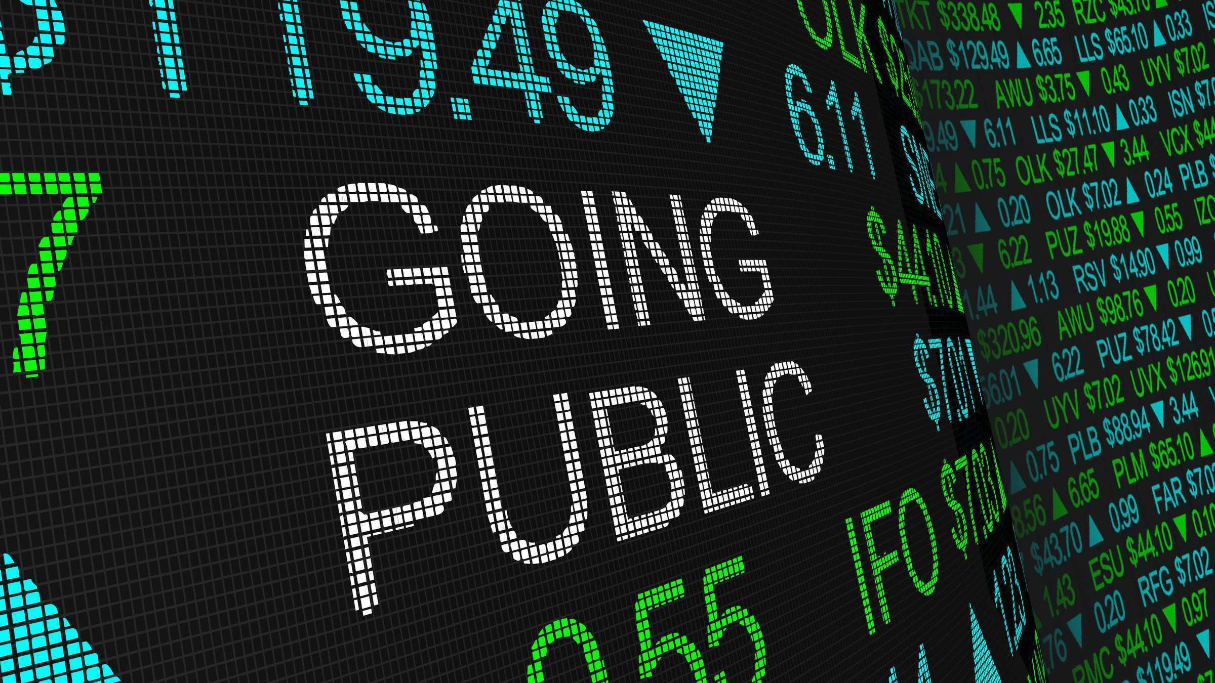 Neuemissionen von Aktien IPO