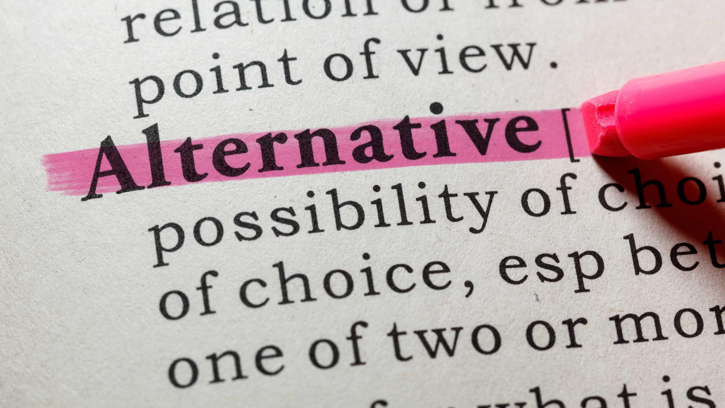 Alternative Geldanlagen Definition