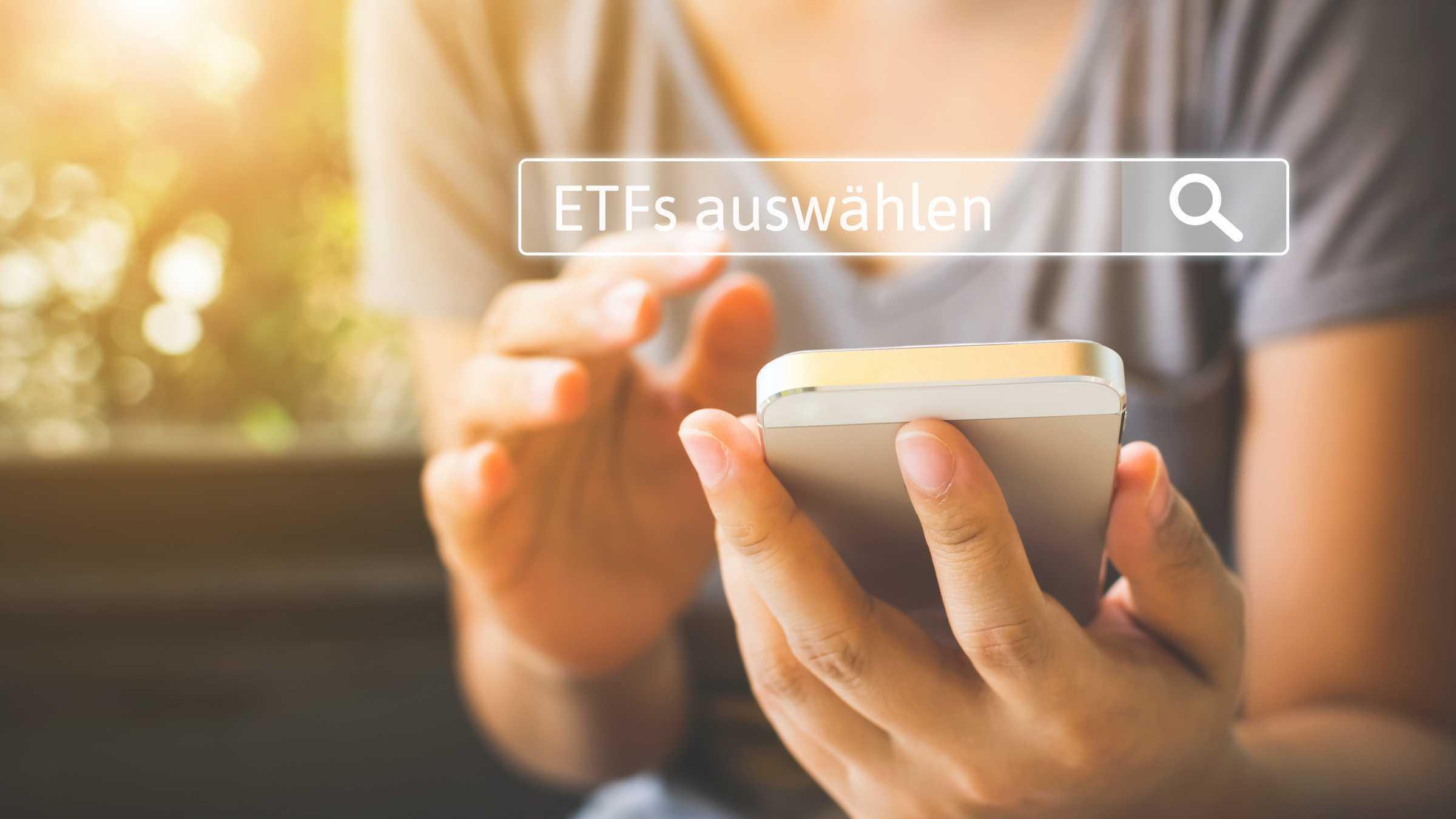ETF Auswahl