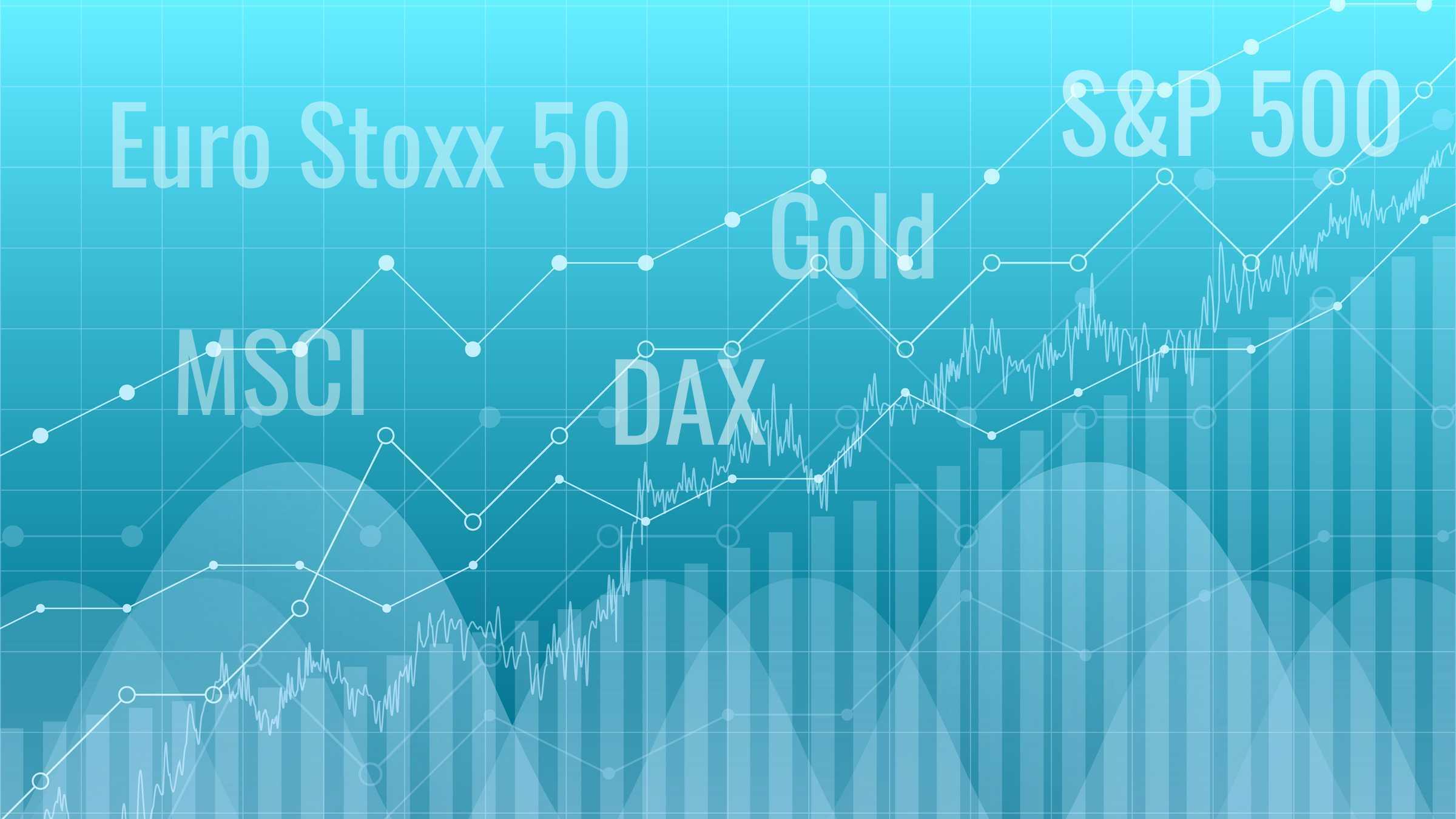 Bekannte ETF Indexe