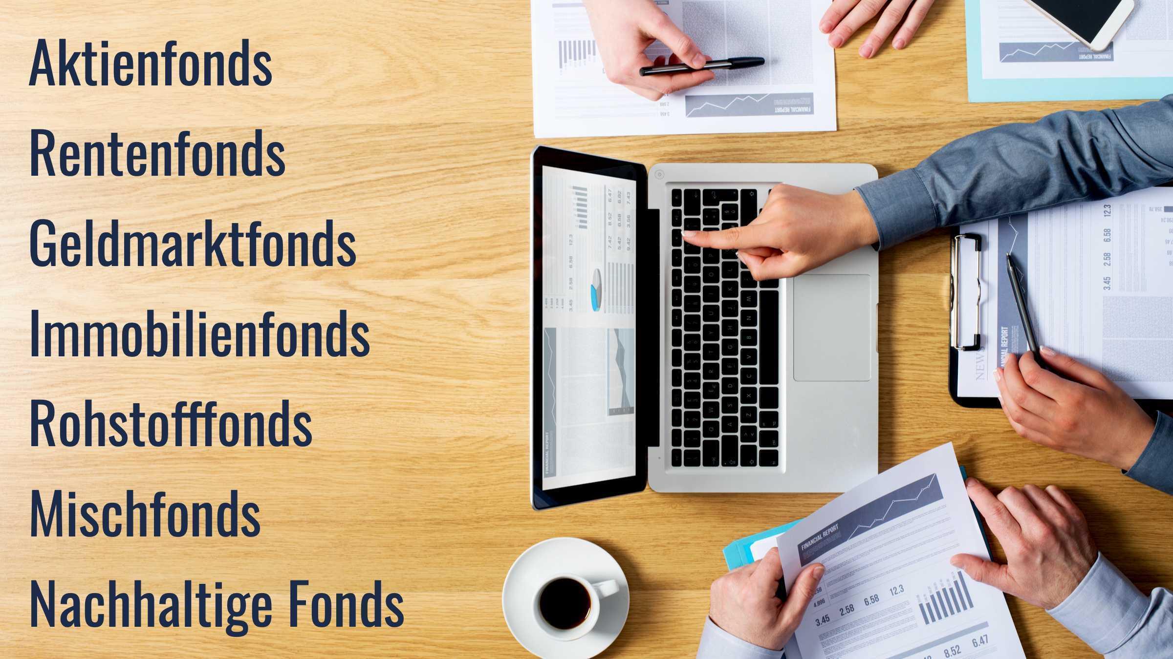 Fondskategorien